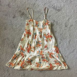 Dresses & Skirts - SOLD❌Floral beach dress